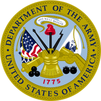 Emblem of the U.S. Department of the Army