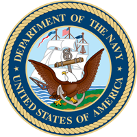 Seal of the United States Department of the Navy