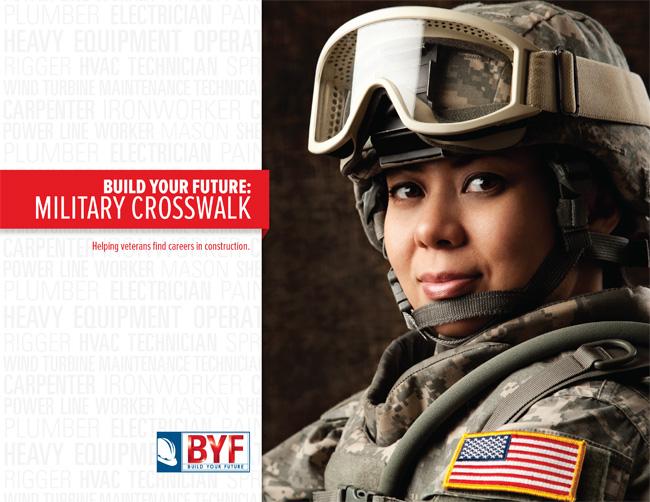 Build Your Future: Military Crosswalk